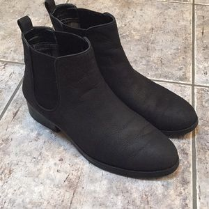 Cole Haan Landsman Leather Chelsea Boots